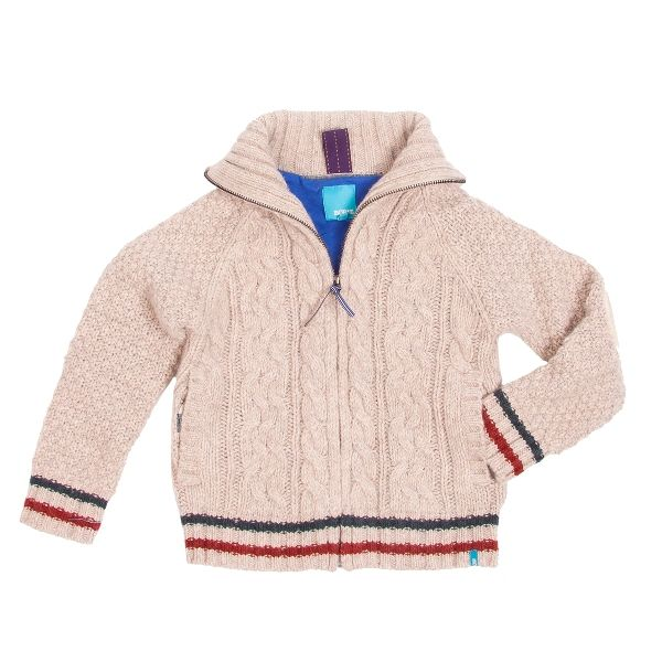 heavy knitted cardigan sand - Bengh & Bor*z webshop Deze is te rustig maar iets kleurrijker met dit breipatroon ... super vet