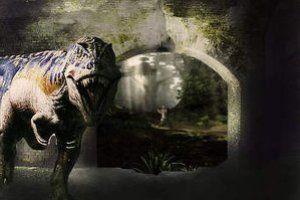 T rex runner game