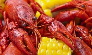 Groupon - Two or Four Tickets to Kemah Crawfish Festival on 3rd Street from April 1 to 3 (Up to 41% Off) in Kemah Crawfish Festival. Groupon deal price: $10