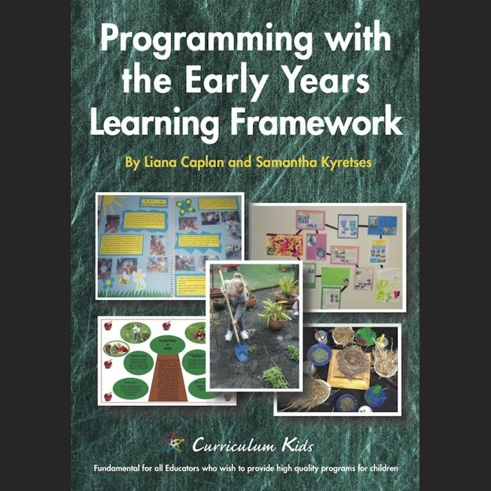 Programming with The Early Years Learning Framework
