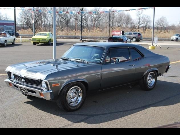 1972 Chevrolet Nova For Sale Eden, North Carolina