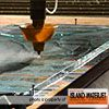 Vancouver Island Waterjet for glass cutting