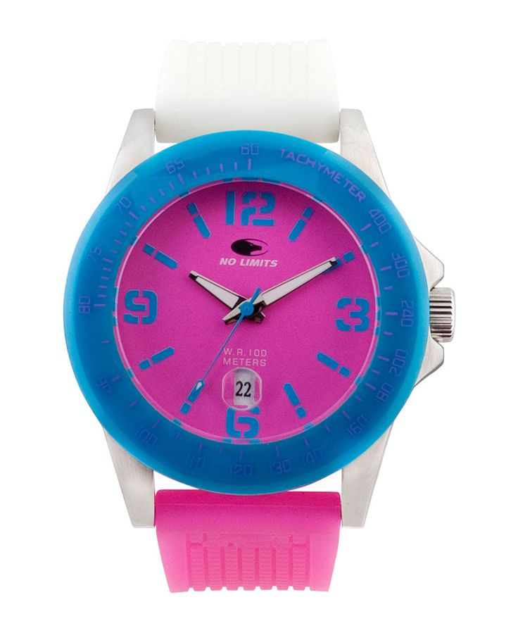 Orologio no limits, linea kahuna, analogico, unisex - orologio sportivo giovane multicolor - la linea kahuna è l& - Orologio Rosa