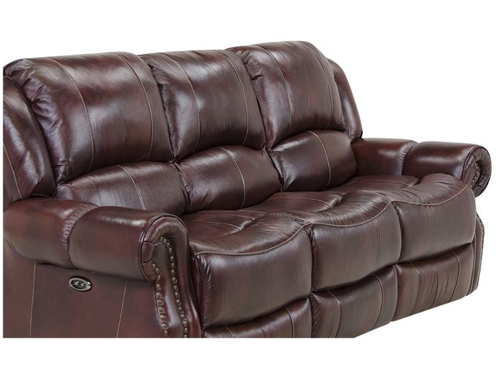 Check Out The Deal On Newberg Softie Oxblood Leather Power