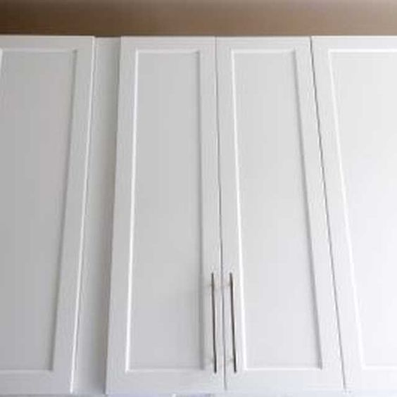How To Paint Bathroom Laminate Cabinets: 1000+ Ideas About Paint Laminate Cabinets On Pinterest