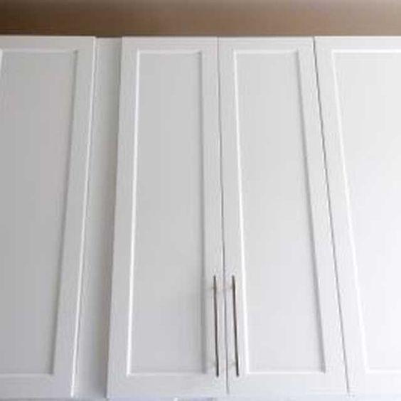 Paint Laminate Kitchen Cabinets: 1000+ Ideas About Paint Laminate Cabinets On Pinterest