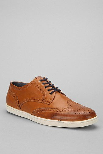 Fred Perry Patton Leather Brogue Shoe