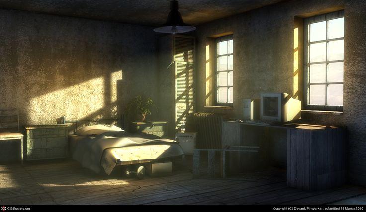 3D Interior Design  Yantram Animation Studio