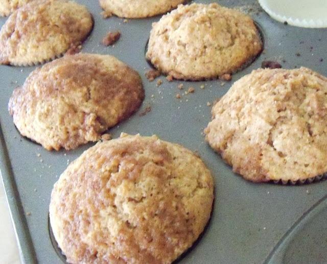 Cinnamon Streusel Muffins   Food   Pinterest