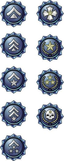 rising force ranking icons - Google Search