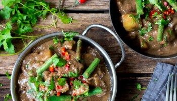 Slow-Cooked Lamb Massaman Curry