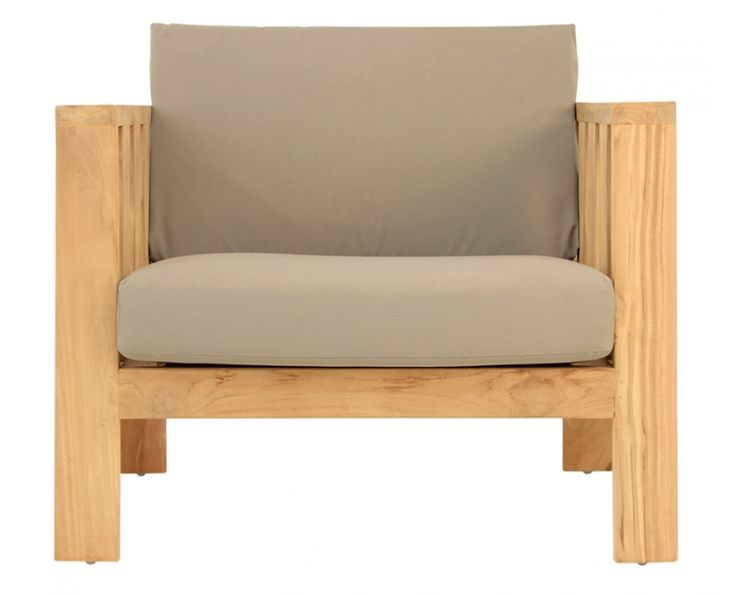 Linea Armchair Outdoor Furniture Weylandts South