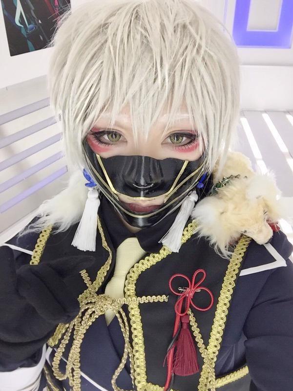 刀剣乱舞 鳴狐 - saku(saku) nakigitune Cosplay Photo - WorldCosplay