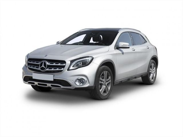 Get Yourself Behind The Wheel Of This Urban Edition Mercedes Gla