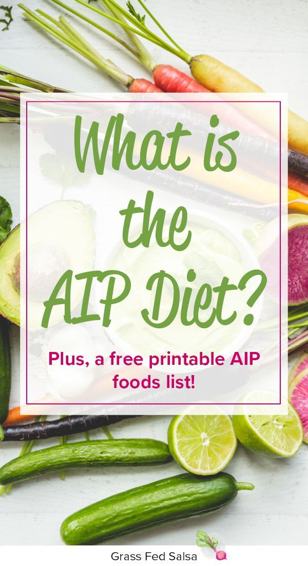 AIP Food plan: What You Want To Know (+ free AIP Meals Listing)