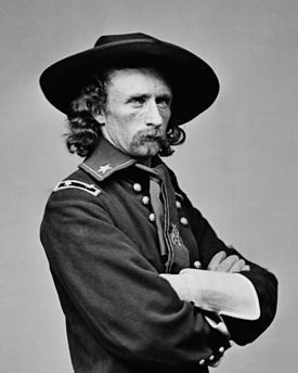 George Armstrong Custer (December 5, 1839 – June 25, 1876) was a US Army officer and cavalry commander in the American Civil War and the Indian Wars.