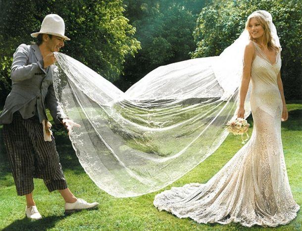 Cамые красивые свадьбы знаменитостей (Фото) |