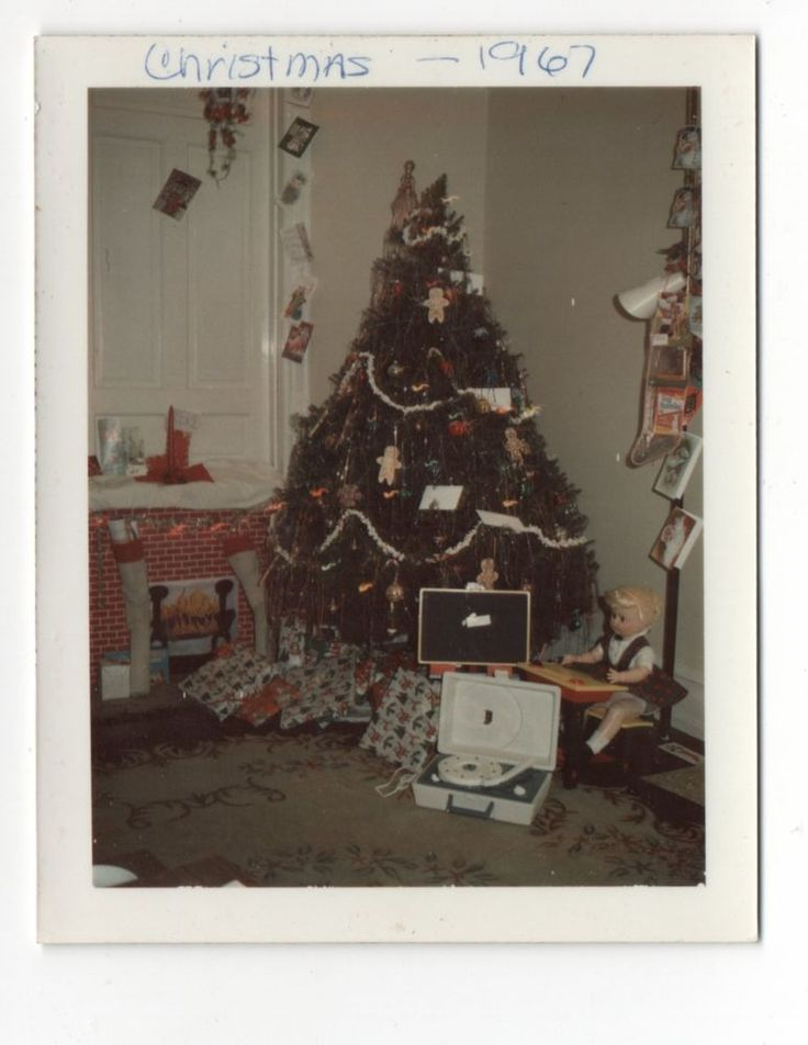 222 best Christmas in the 1960's images on Pinterest | Retro ...