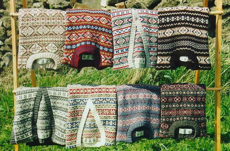 The real Fair Isle knitwear