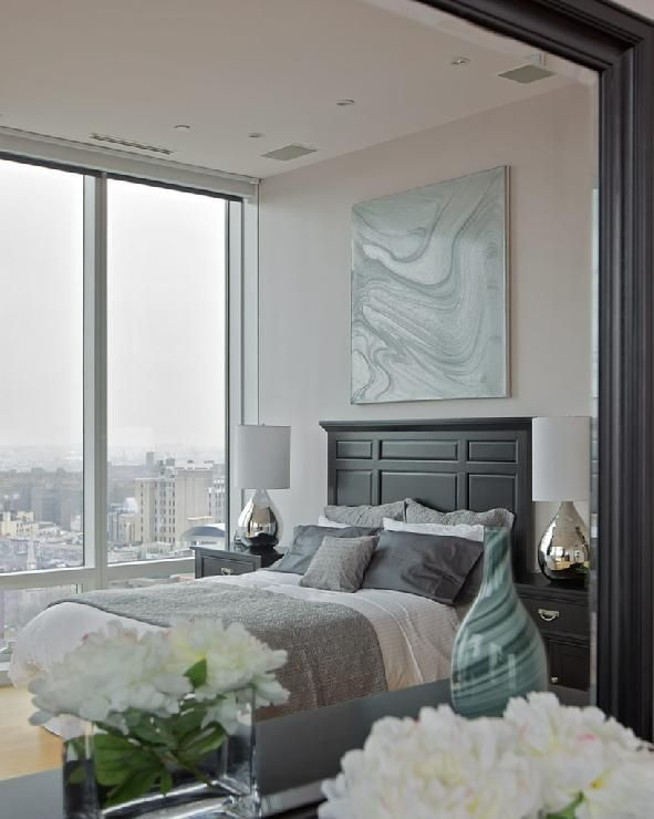 Another Inspirational room as I am redecorating mine when I move in a few days!