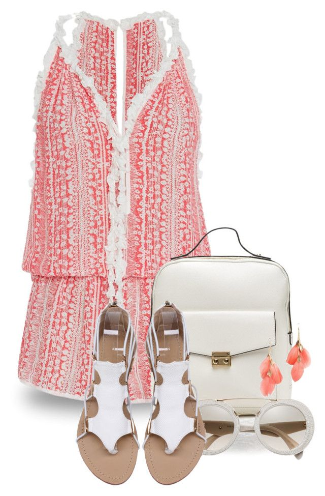 """""""Rompers! (outfit only) 1915"""" by boxthoughts ❤ liked on Polyvore featuring Poupette St Barth and H&M"""