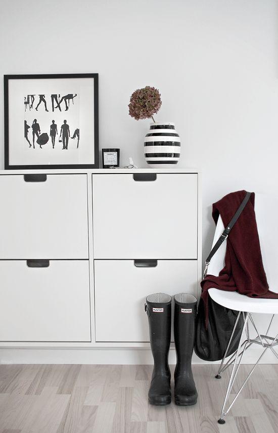 Ikea 'Ställ' shoe cabinet More