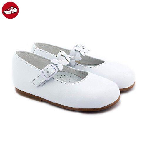 Boni Mademoiselle - Lauflernschuhe Mädchen - 30, Weiß (*Partner-Link)