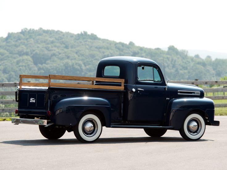 1948–50 Ford F-1 Pickup #CovertFord http://covertford.com/