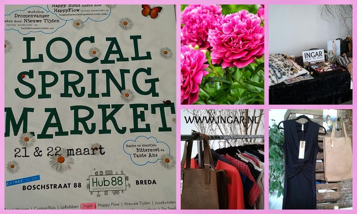 INGAR @ the local spring market Hub 88
