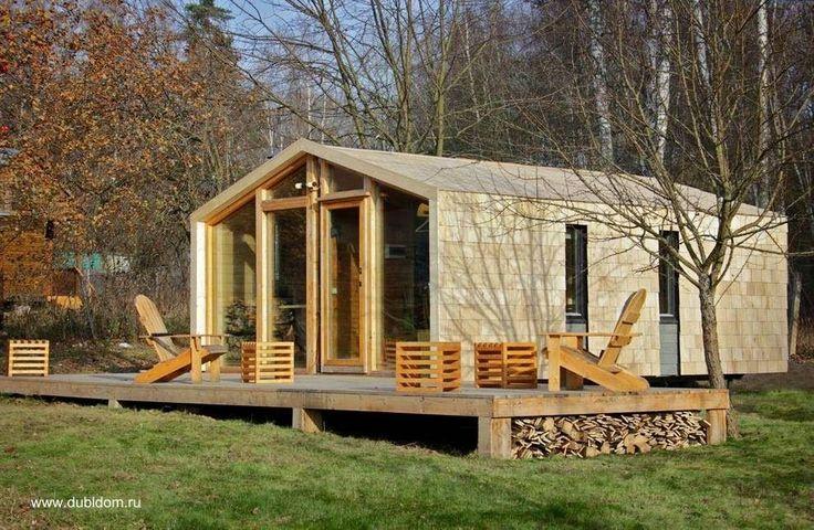 Prefab houses 11 models - Arquitectura de Casas: 11 modelos de casas prefabricadas modernas internacionales.