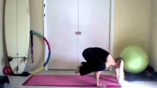 Смотреть онлайн видео Уроки йоги  Ashtanga Vinyasa Yoga
