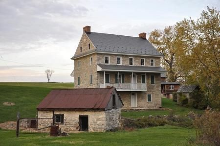 17 best images about stone homes on pinterest the old for Pennsylvania stone farmhouses