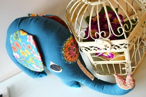 Etsu the Elephant