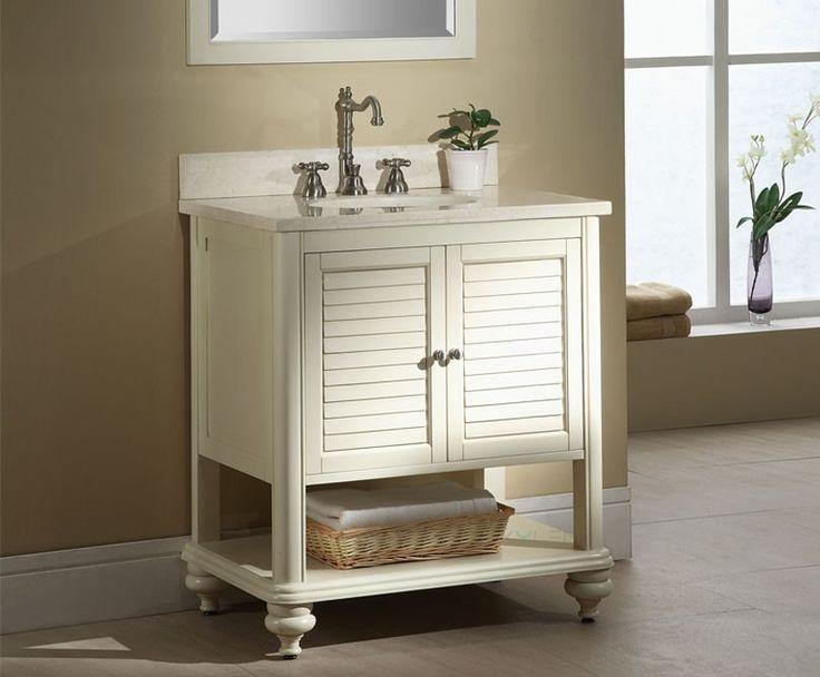 the xylem islander 30 tropical white bathroom vanity tropical white finish