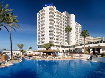Hotel H10 Gran Tinerfe Costa Adeje Tenerife - had a fab holiday here.  Great holiday.  good memories. :)
