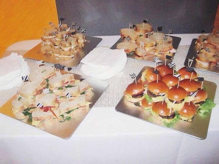 mesa de bocadillos para eventos nuestros eventos pola gourmet