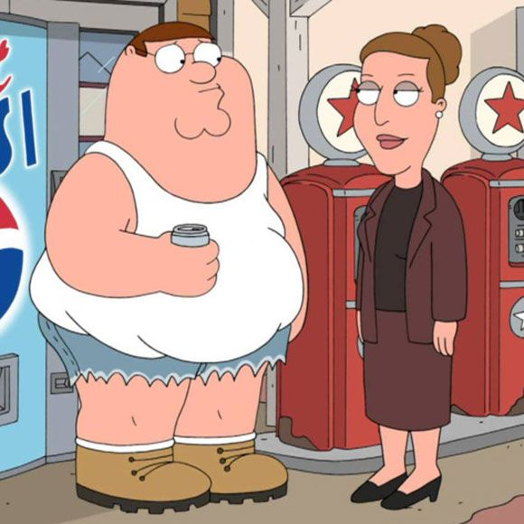 See Family Guy's Touching Tribute To Carrie Fisher - R.I.P.