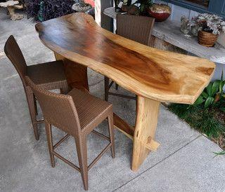 Custom Furniture Designs - tropical - coffee tables - san francisco - Sarah Burke Design