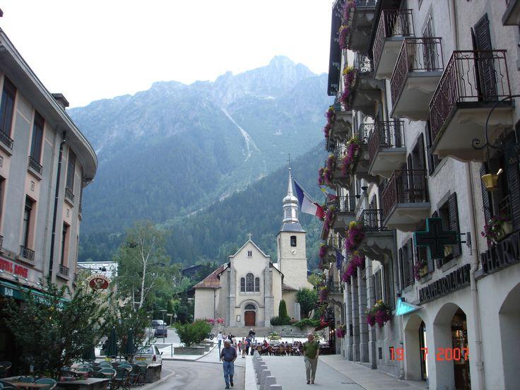 Chamonix-France