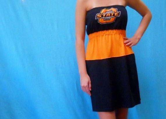 Oklahoma State Game Day Dress  Cowboys Apparel by LoveMyGameDress