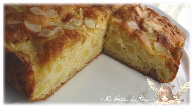 Recette De Cake Sucr Ef Bf Bd Aux Pomme