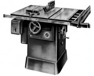rockwell beaver table saw manual
