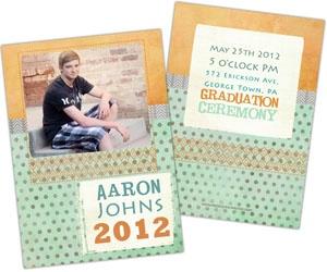 graduation cards templates