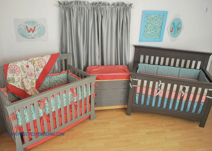 Baby Bedding For Boy And Girl Twins