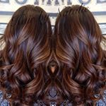 One of my favorite dark  brown chocolate hair color with caramel  balayage  crazy color hairdresser hair girl cheveux colorist coloriste brunette blonde broux modernsalon trend tendances followme coiffeuse haircolor allwomentalk france francaise beautiful ludovic visit us www Lecoloristecom