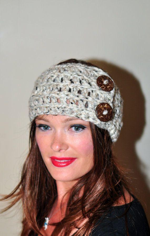 89 besten vinchas de crochet Bilder auf Pinterest | Stricken häkeln ...