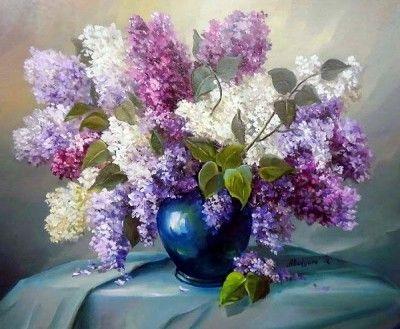 cuadros de flores modernos hermoso