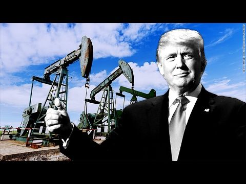 Trump Calls For Stealing Iraq's Oil Again, Media Doesn't Care
