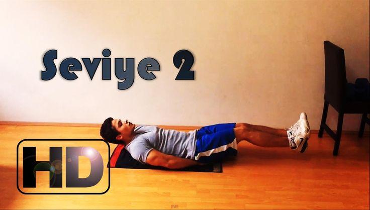 Evde vücut geliştirme yeni başlayanlar için egzersizler hareketler antre...