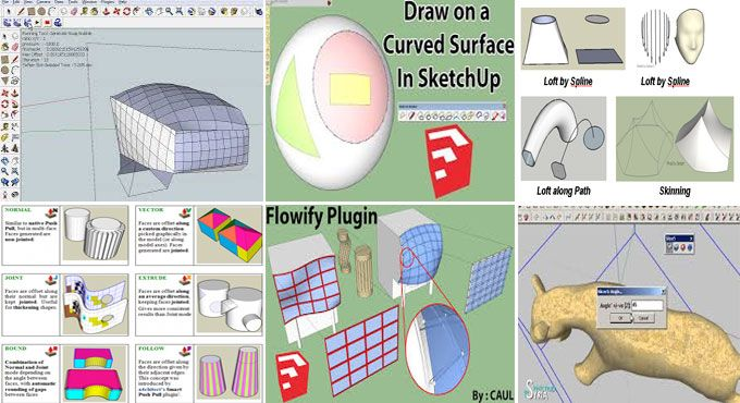 Sketchup Is A Powerful 3d Modeling Software Specifically Useful
